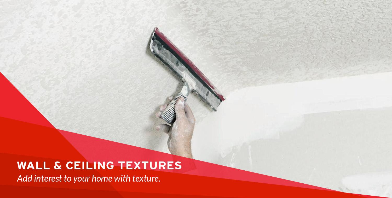 Drywall Textures