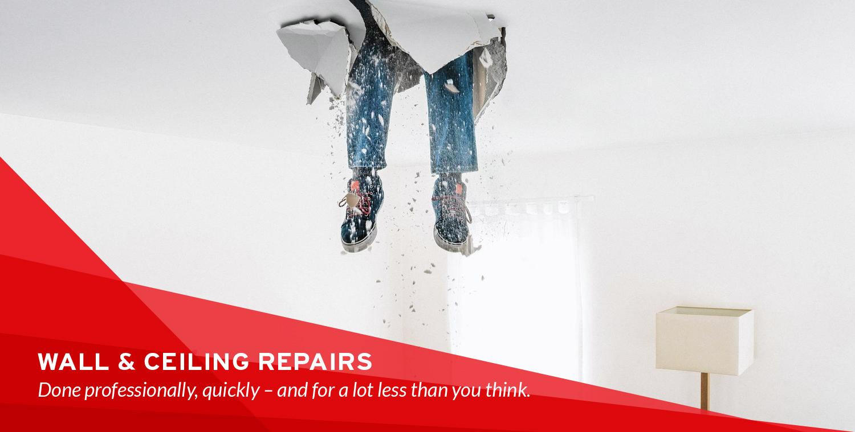 Wall Ceiling Repairs